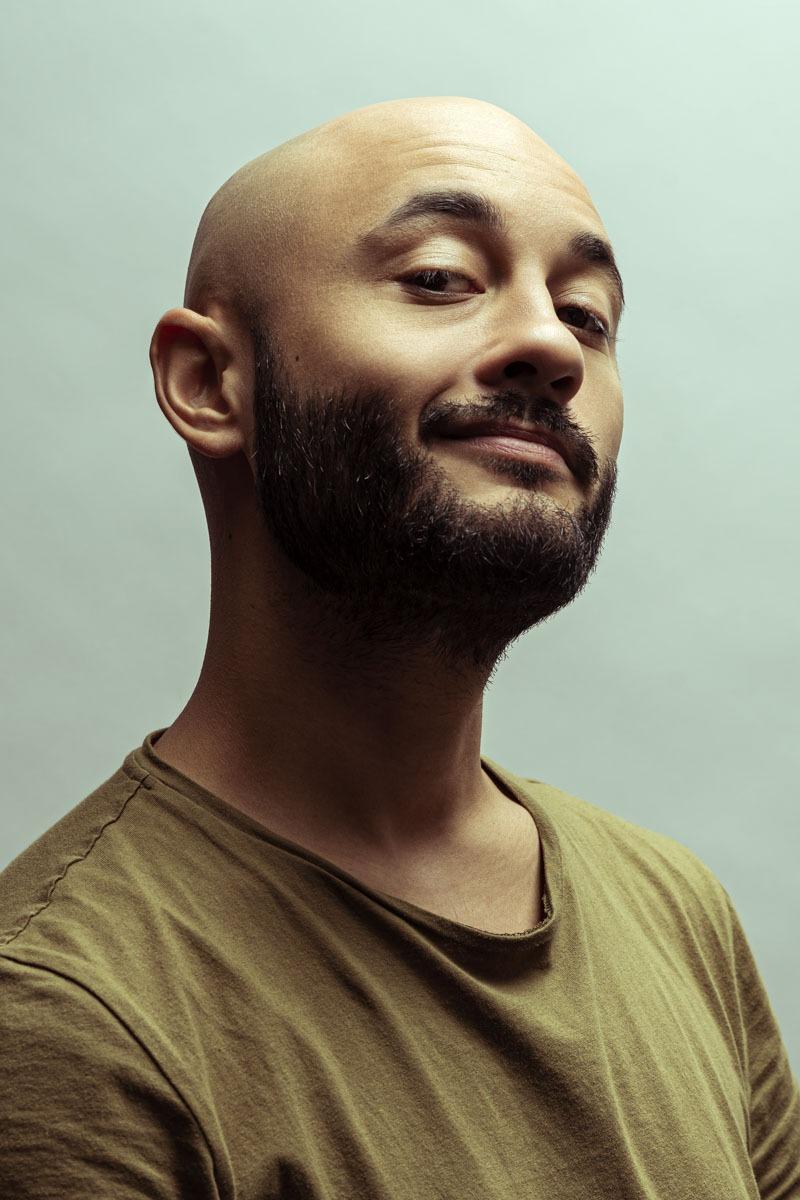 portrait freddie barbera