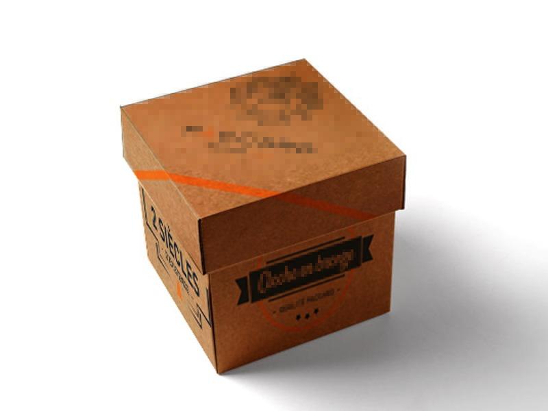 packaging boite carton cloche